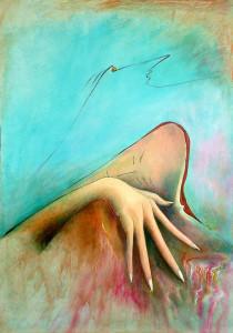Rüya, 70×50 cm