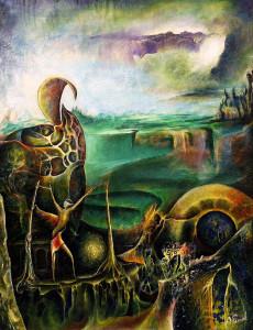 Özgür Melodi, 50×38 cm