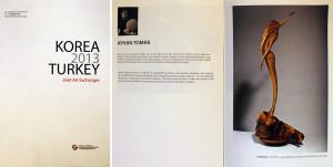 KOREA , TURKEY, Karma Sanat Sergisi, 2013